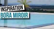 Piscine rectangulaire miroir par Aquilus Piscines et Spas Paray le Monial (71)