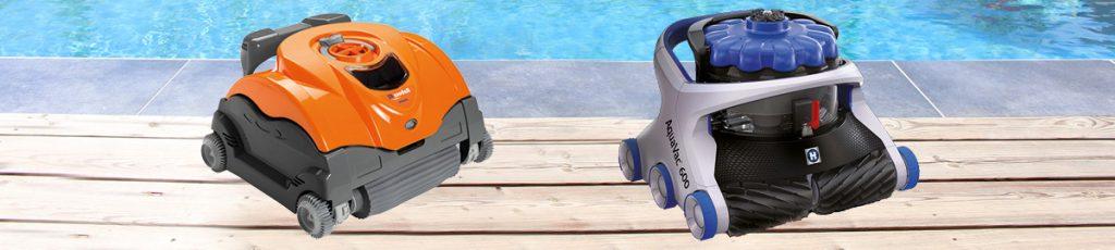 robots nettoyeurs de piscines - Aquilus