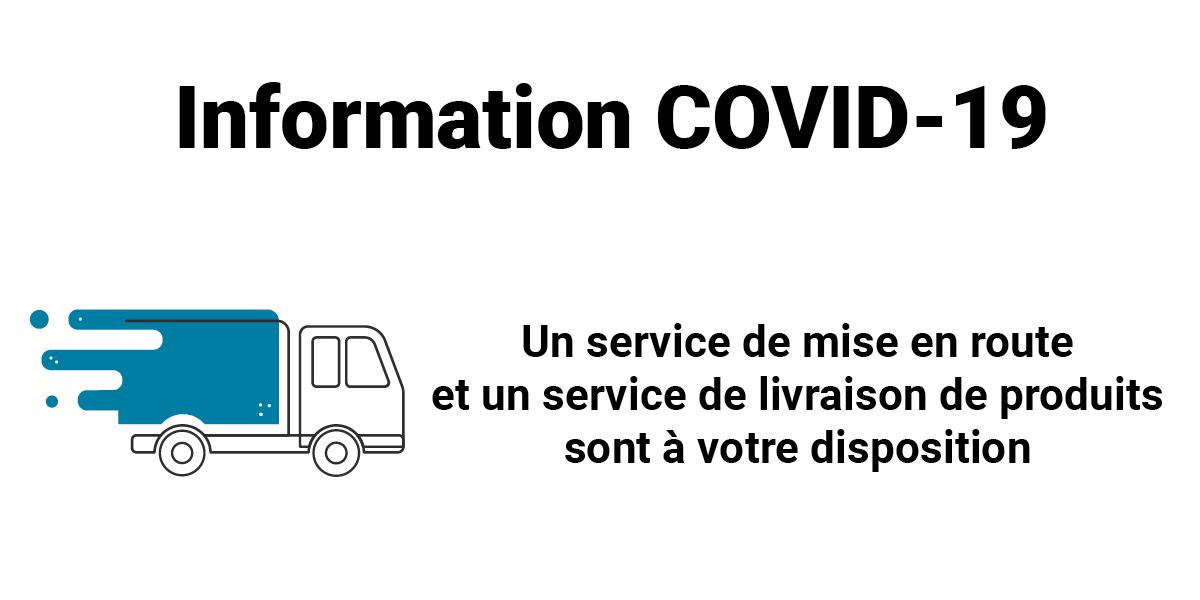 Aquilus Paray le Monial, service de livraison